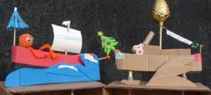 Christmas-boats